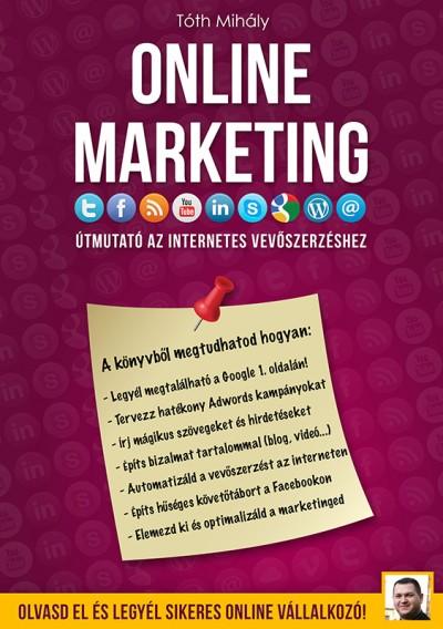 online marketing könyvek